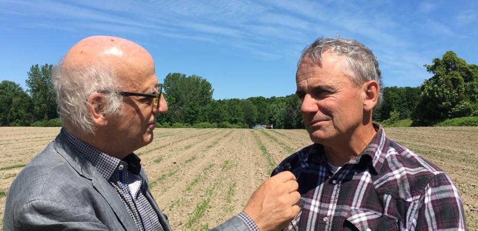 Simon Bégin & François Rocque