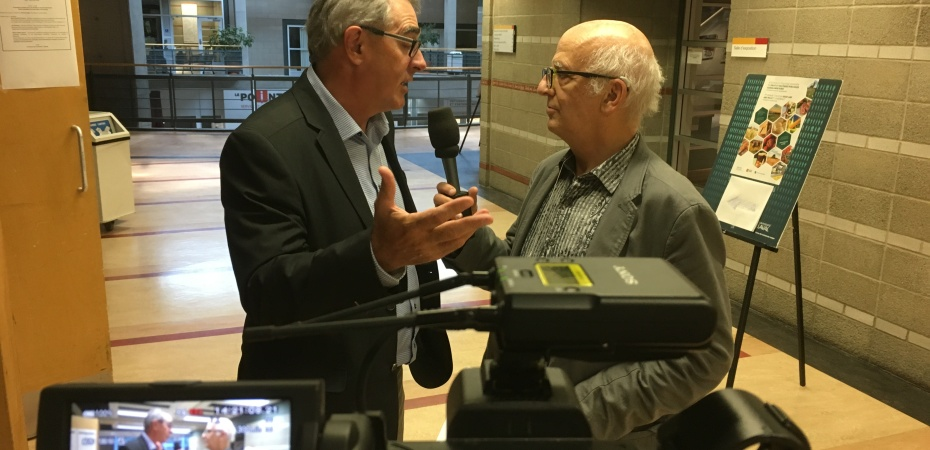 Marcel Groleau & Simon Bégin