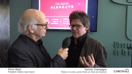 Simon Bégin & Dominic Champagne