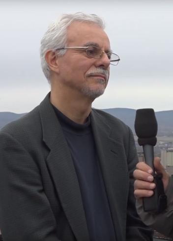 Hubert Lavallée, président de Protec-Terre