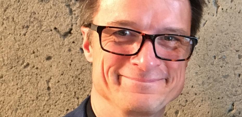 Sylvain Charlebois, professeur titulaire à la Faculté en Management et en Agriculture à l'Université Dalhousie à Halifax